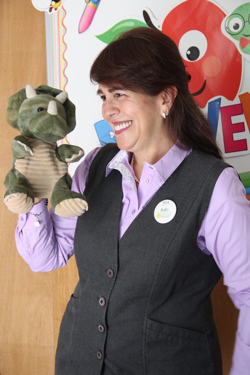Dinosabio en el ITYC