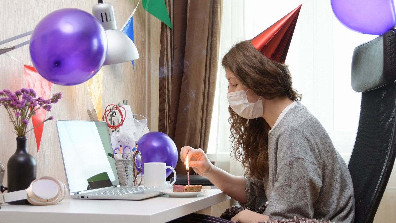 ¿Cómo celebrar los cumpleaños en la pandemia?