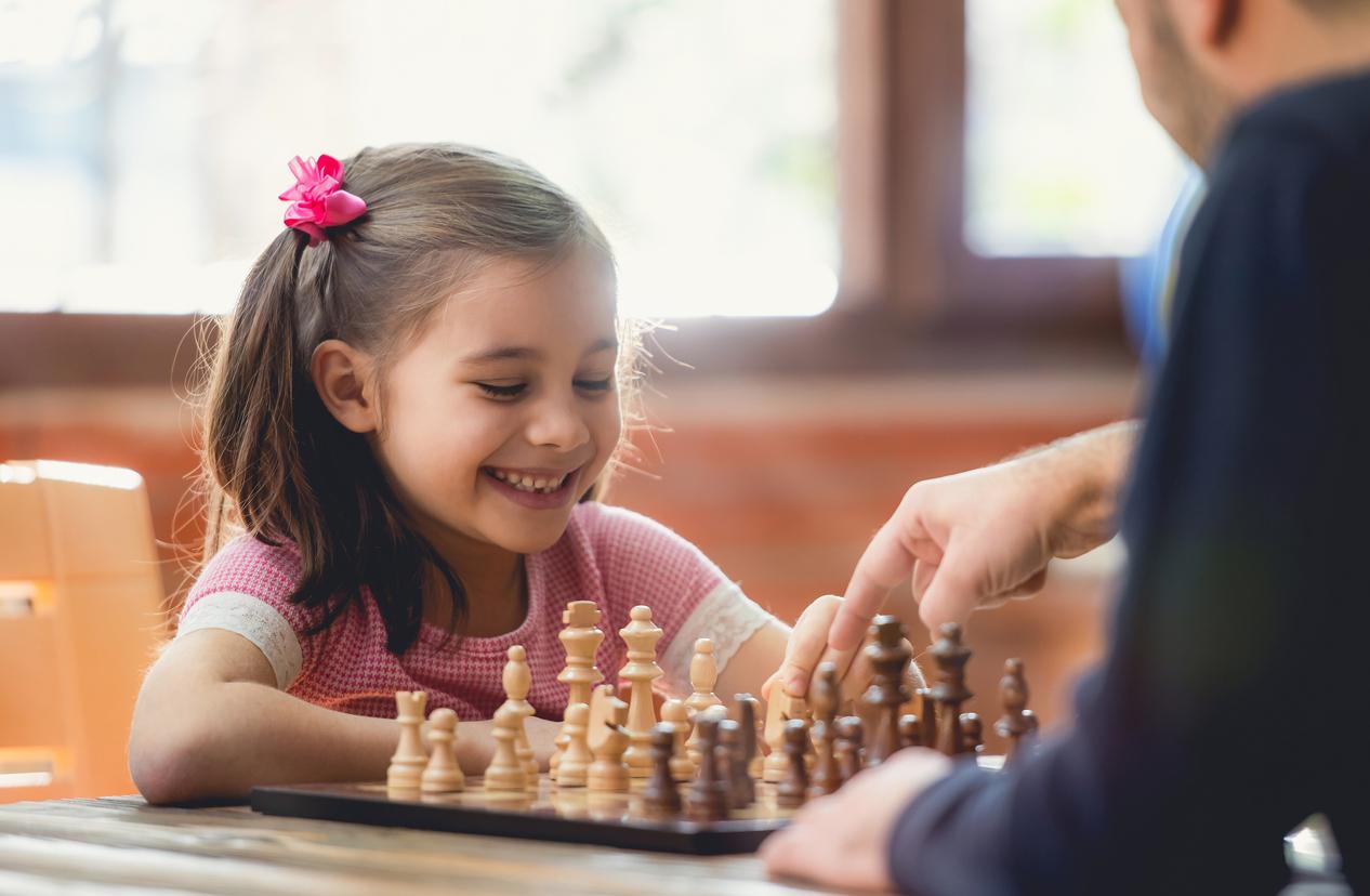 El ajedrez es mas que un juego