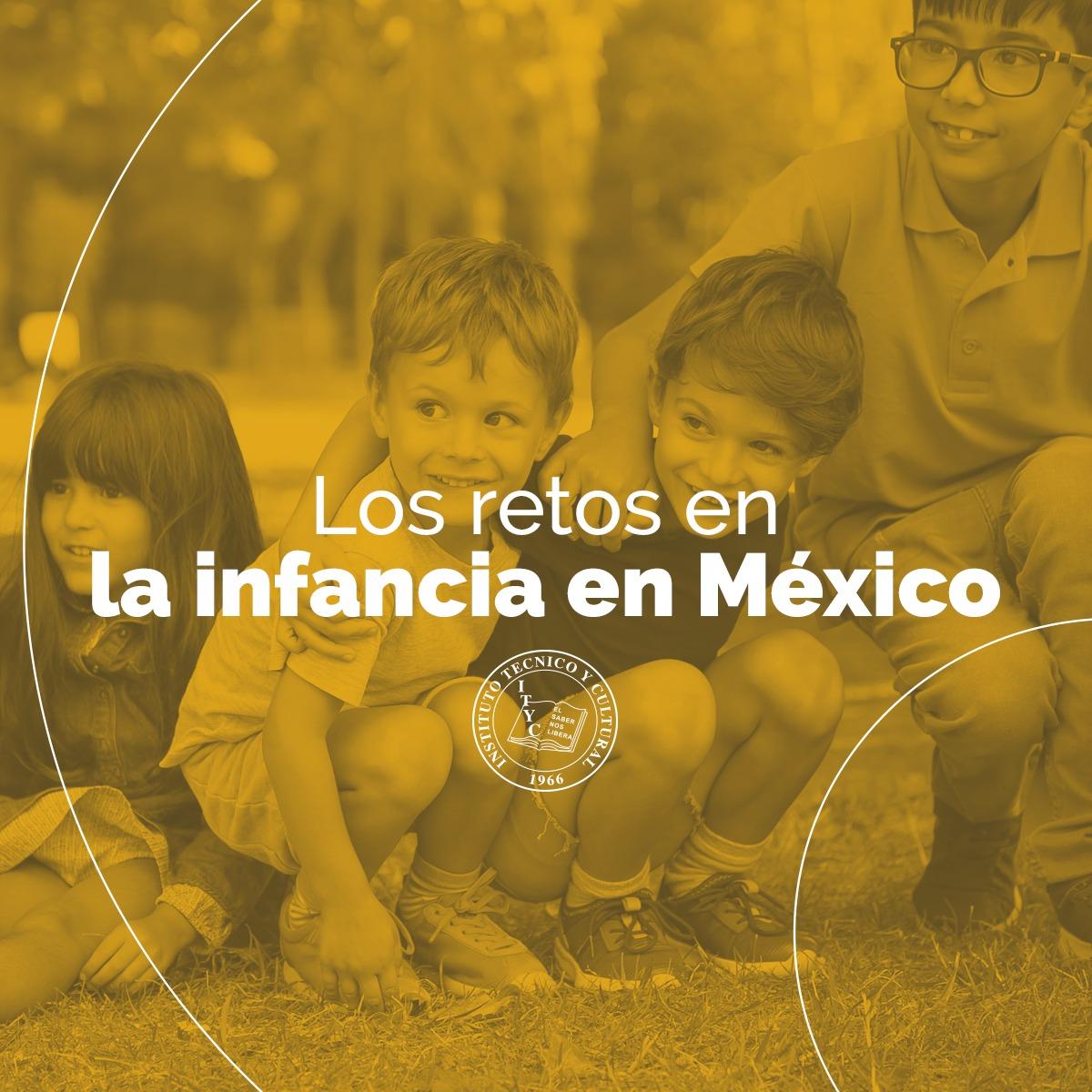 Los retos de la infancia en México